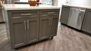 dickinson rolling kitchen island