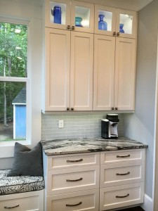 Double Row Upper Cabinets