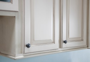 Glazed Cabinet Door