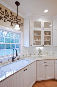 thomas dunes west white beaded cabinetry