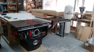 shop new sawstop table saw