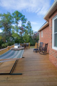 barry decking oasis