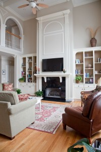kerrigan fireplace trim