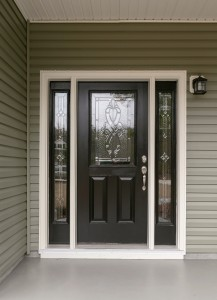 myers fiber glass entry door
