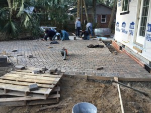 dickinson brick pavers patio (1)